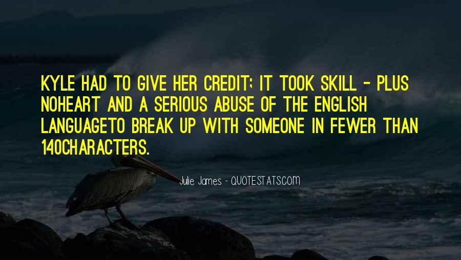 Julie James Quotes #1004634