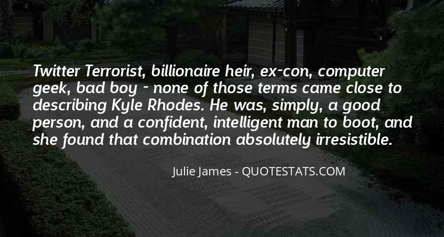 Julie James Quotes #1038985