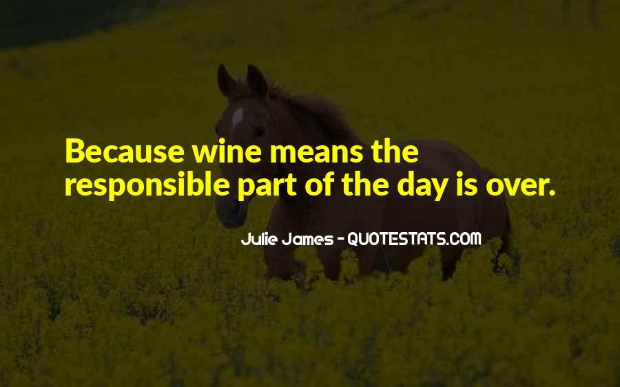 Julie James Quotes #1060710