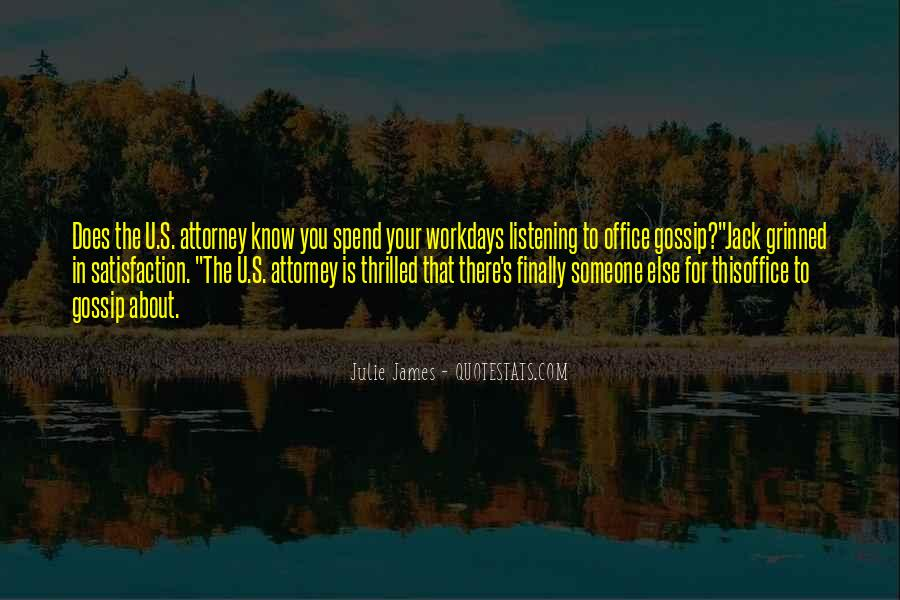 Julie James Quotes #1289466
