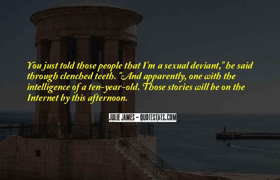 Julie James Quotes #1569862