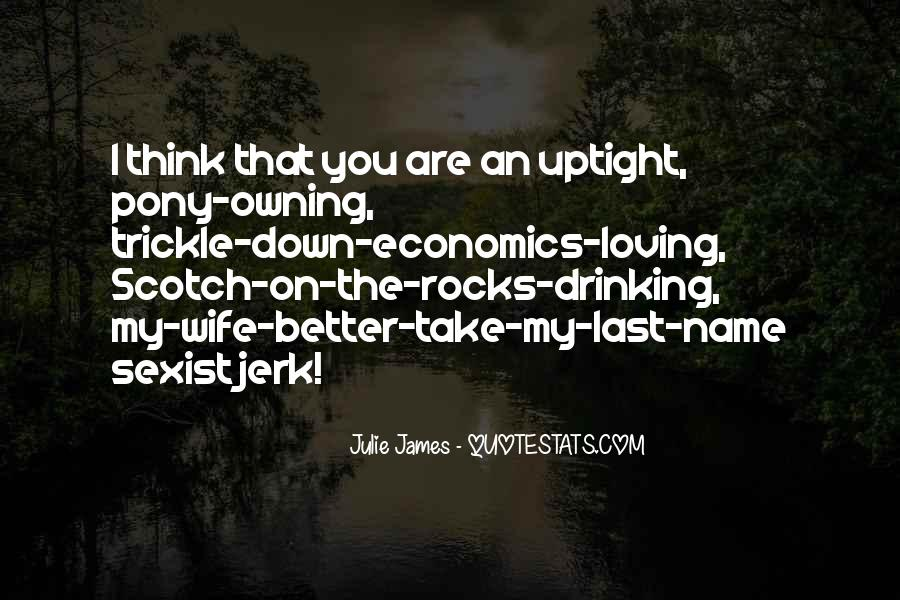 Julie James Quotes #174711