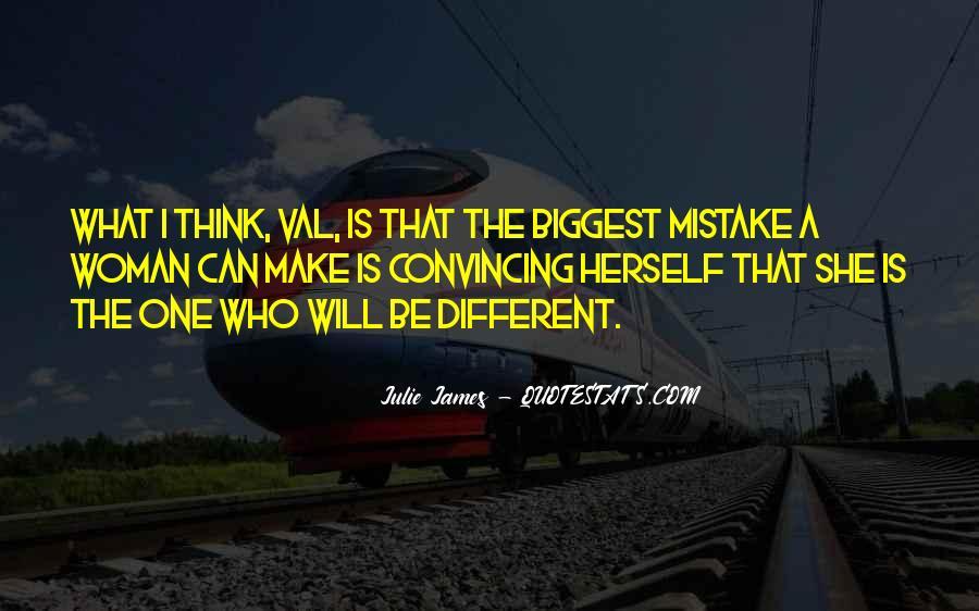 Julie James Quotes #240324
