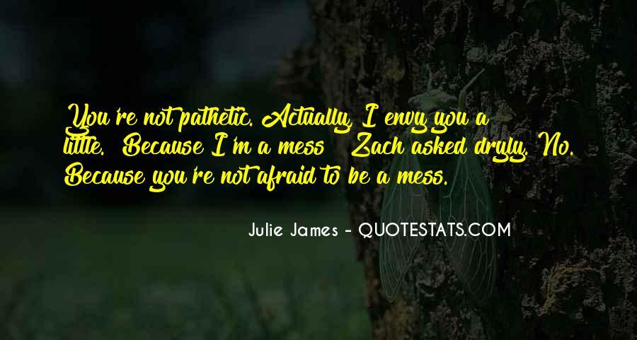 Julie James Quotes #573372