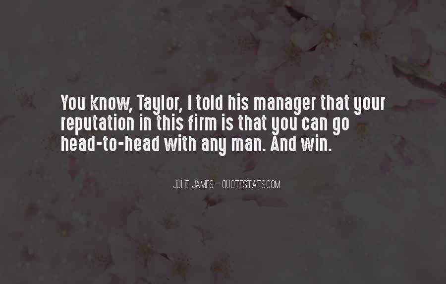 Julie James Quotes #617023