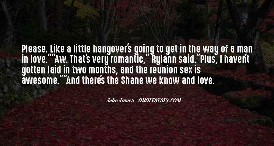 Julie James Quotes #941025