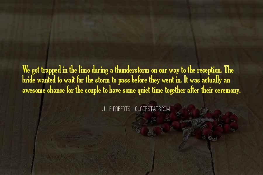 Julie Roberts Quotes #1825348