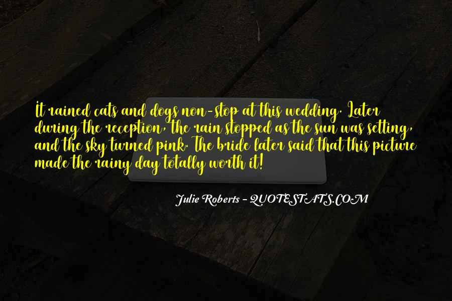 Julie Roberts Quotes #460352