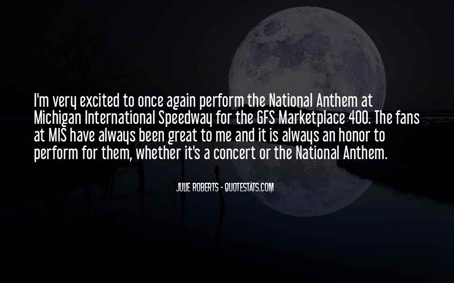 Julie Roberts Quotes #900861