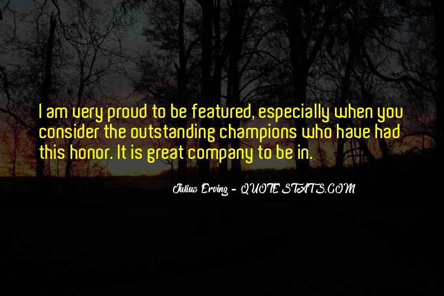 Julius Erving Quotes #1022426