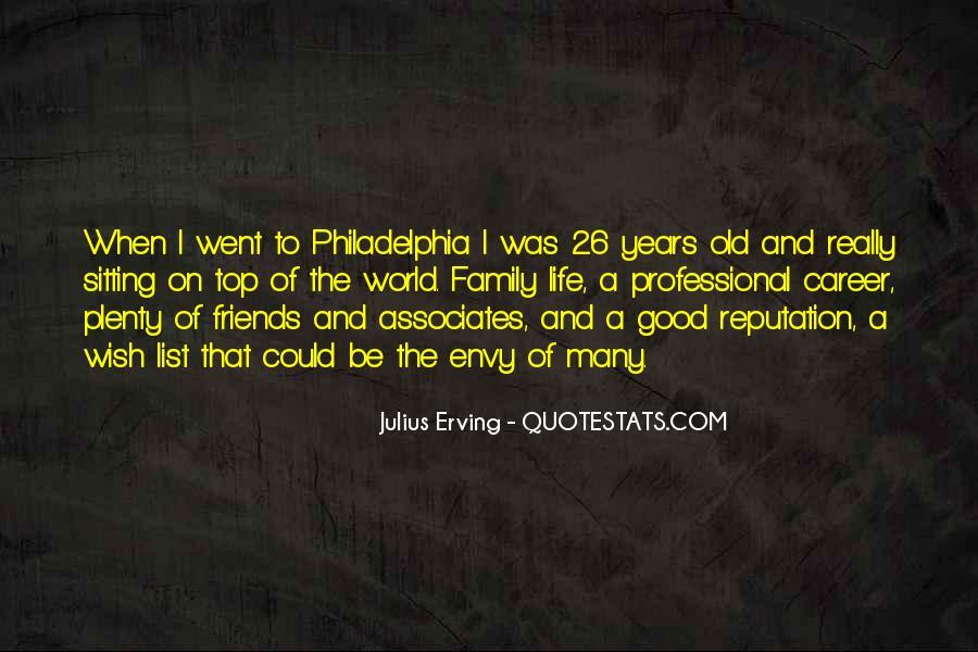 Julius Erving Quotes #1085154