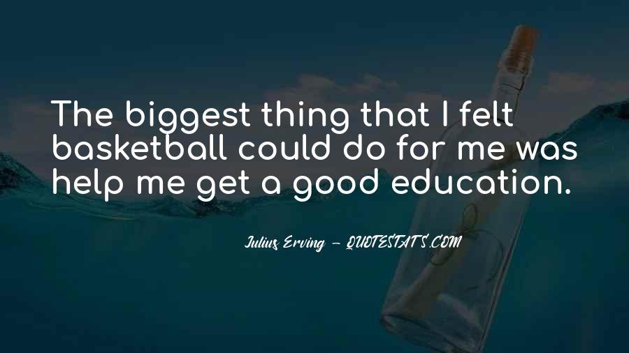 Julius Erving Quotes #1182471