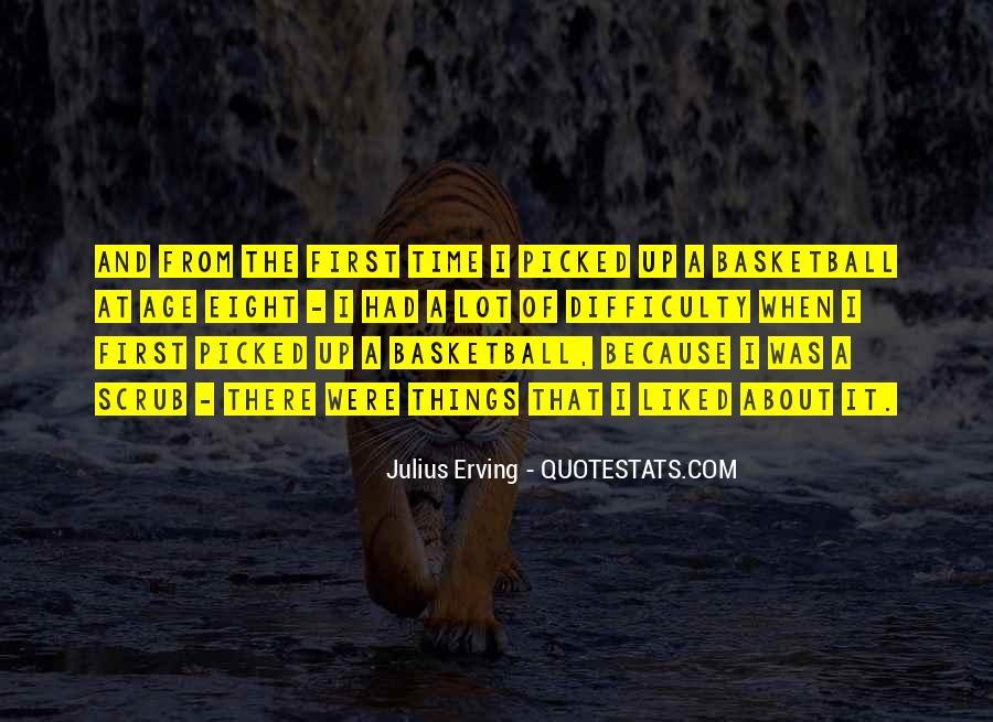 Julius Erving Quotes #1258226