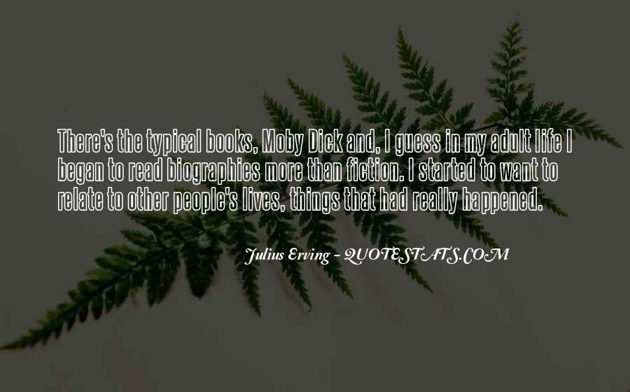 Julius Erving Quotes #1261245