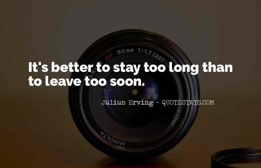 Julius Erving Quotes #1351853