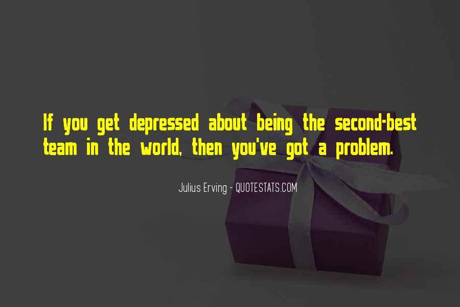 Julius Erving Quotes #1612910