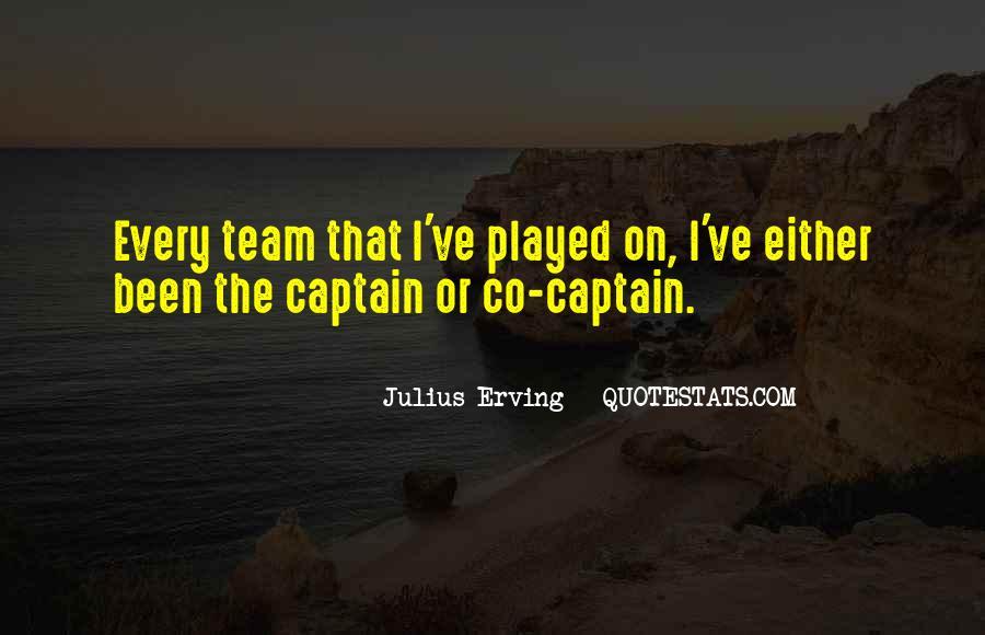 Julius Erving Quotes #186032