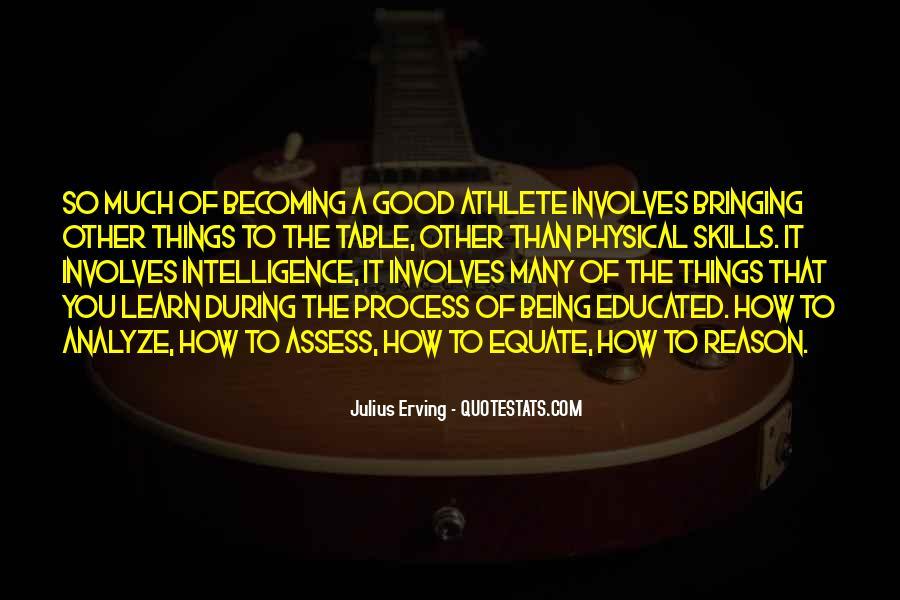 Julius Erving Quotes #210560