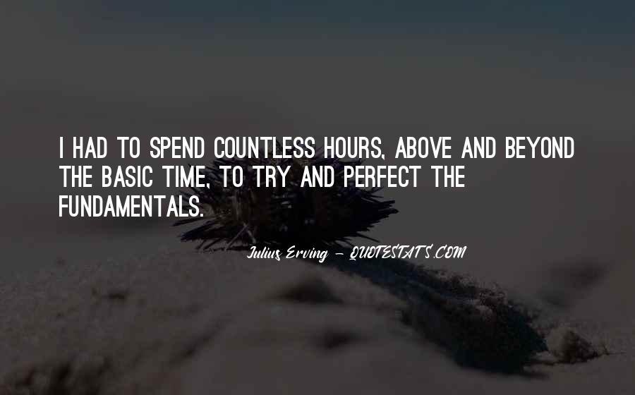 Julius Erving Quotes #538351