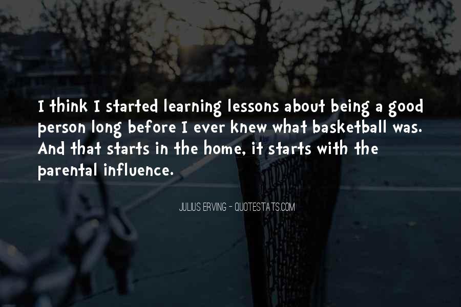 Julius Erving Quotes #642071