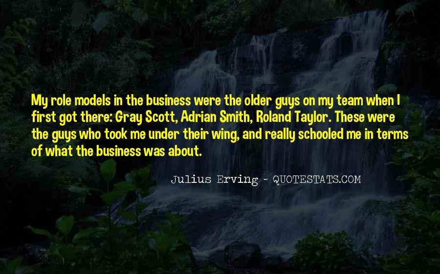 Julius Erving Quotes #709342