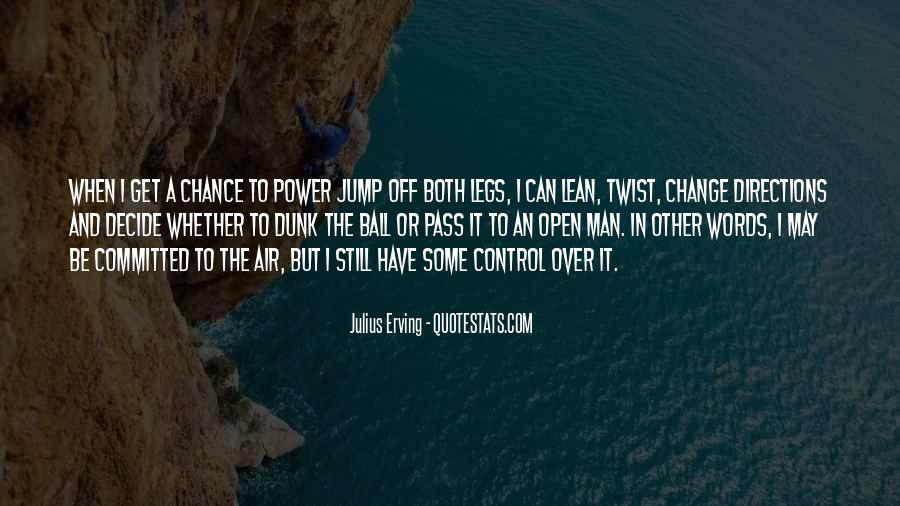 Julius Erving Quotes #8417