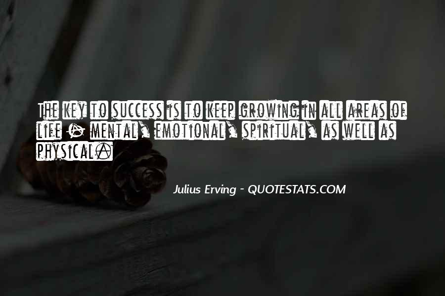 Julius Erving Quotes #864193