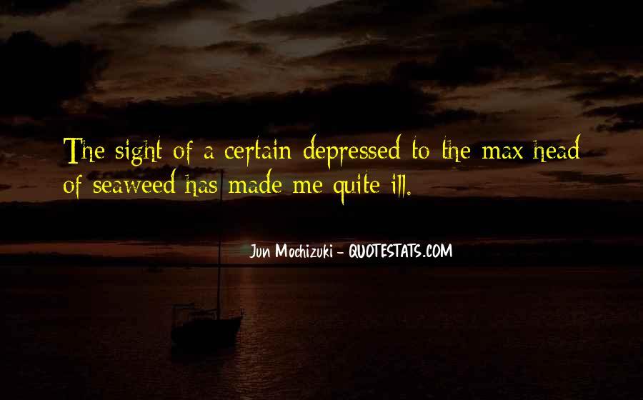 Jun Mochizuki Quotes #1131831