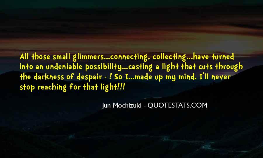 Jun Mochizuki Quotes #53595