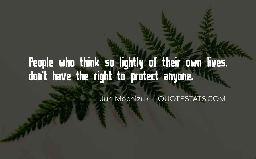 Jun Mochizuki Quotes #64482