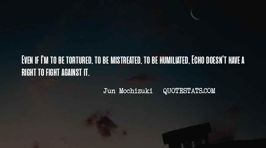 Jun Mochizuki Quotes #793804