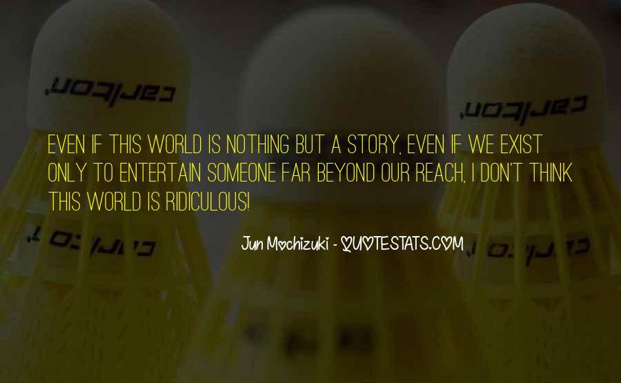 Jun Mochizuki Quotes #938987