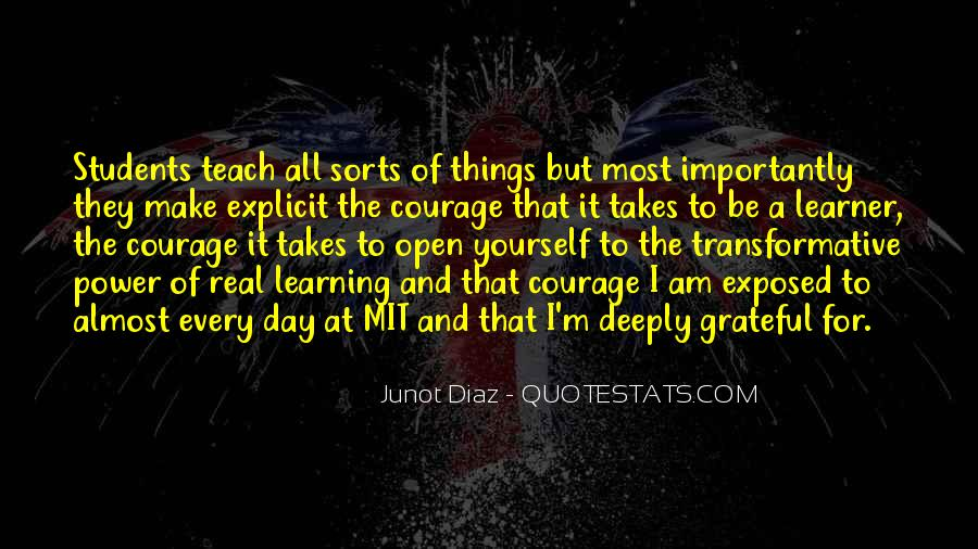 Junot Diaz Quotes #1053808