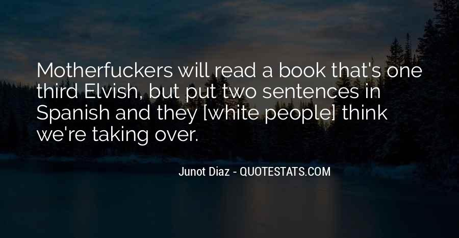 Junot Diaz Quotes #115677