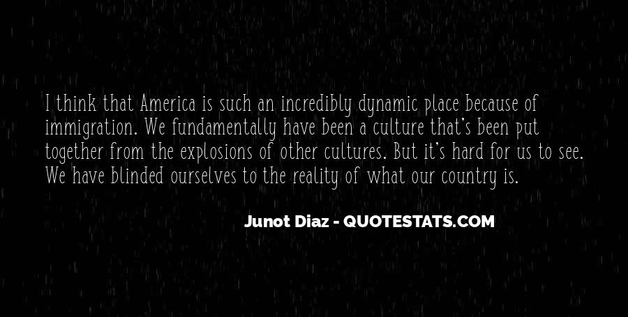 Junot Diaz Quotes #150177
