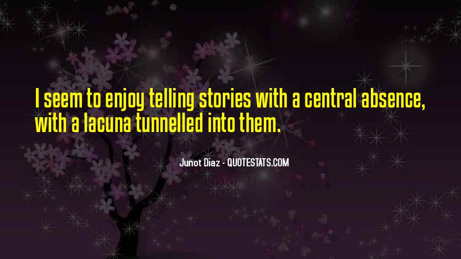 Junot Diaz Quotes #1557876