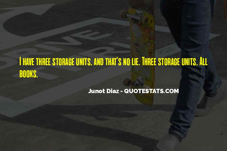 Junot Diaz Quotes #1637008