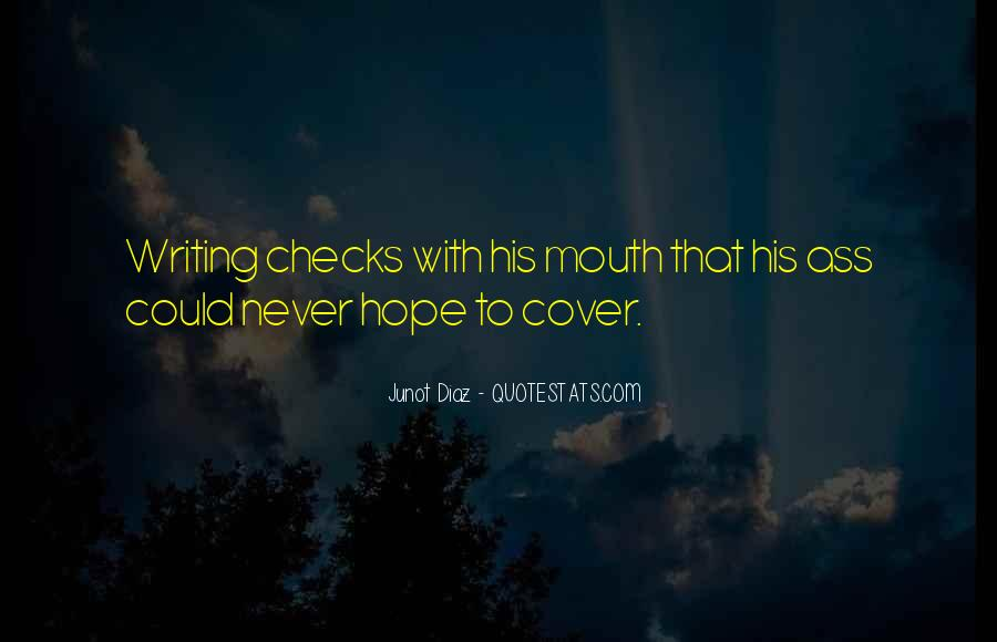 Junot Diaz Quotes #167990