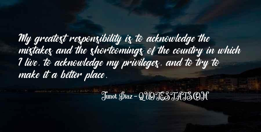 Junot Diaz Quotes #1851465