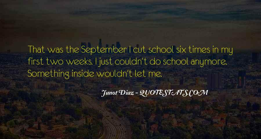 Junot Diaz Quotes #199844