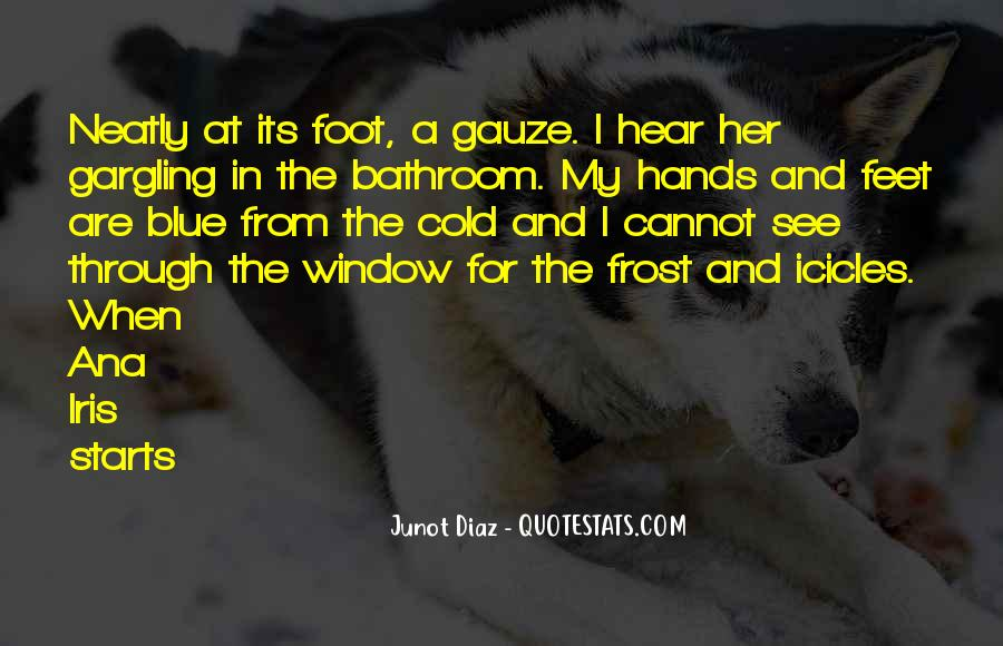 Junot Diaz Quotes #213118