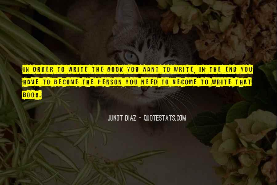 Junot Diaz Quotes #236940