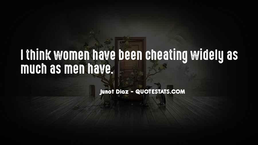 Junot Diaz Quotes #554937