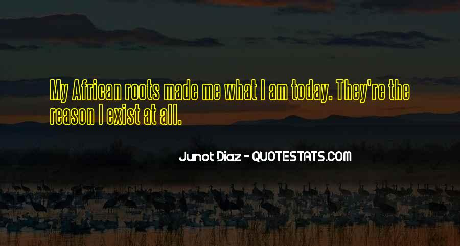 Junot Diaz Quotes #676268