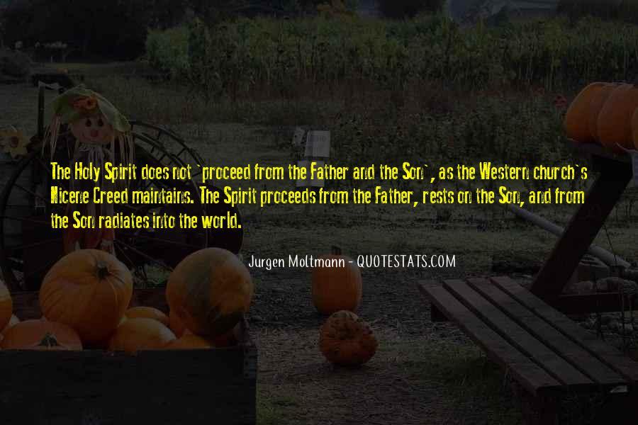 Jurgen Moltmann Quotes #1043722