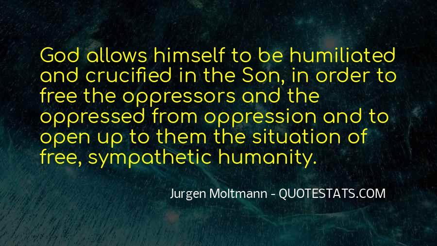 Jurgen Moltmann Quotes #1076746
