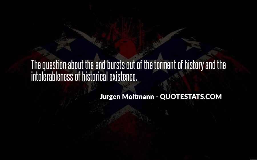 Jurgen Moltmann Quotes #1122695