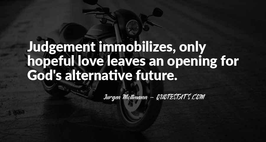 Jurgen Moltmann Quotes #1125261