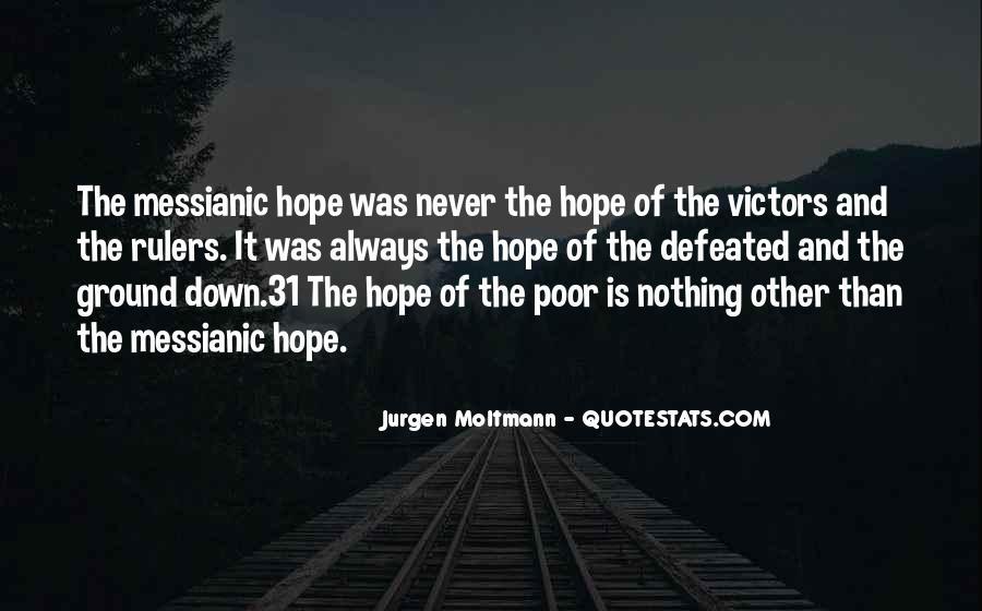 Jurgen Moltmann Quotes #117415