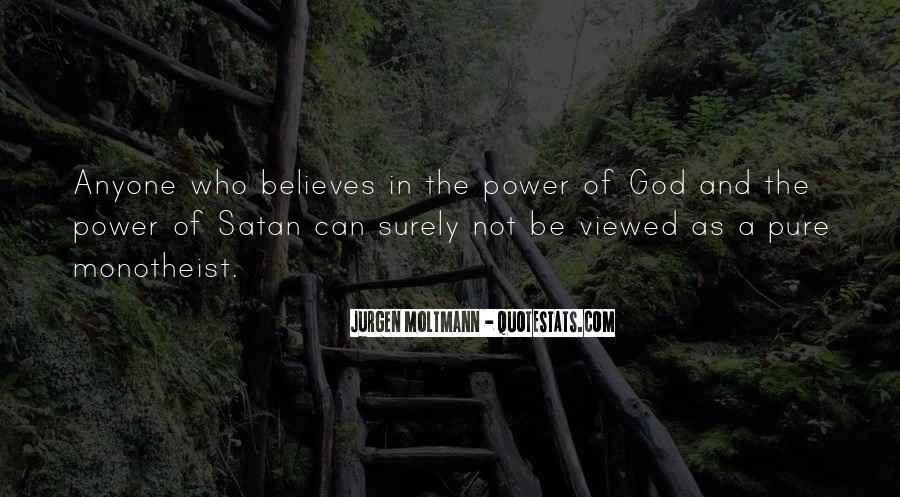 Jurgen Moltmann Quotes #1299